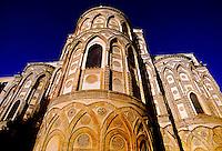 Duomo, Monreale, near Palermo, Sicily, Italy