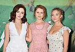HOLLYWOOD, CA - JUNE 26: (L-R) Madison Davenport, Eliza Scanlen and Sidney Sweeney attend the Los Angeles premiere of the HBO limited series 'Sharp Objects' at ArcLight Cinemas Cinerama Dome on June 26, 2018 in Hollywood, California.