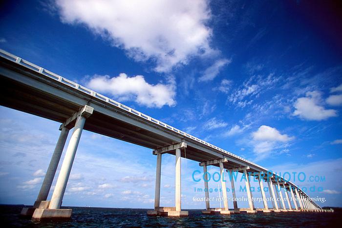 Card Sound Bridge, .Key Largo, Florida