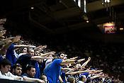 November 28, 2008. Durham, NC.. Duke vs. Duquesne at Cameron Indoor Stadium..The Cameron Crazies.
