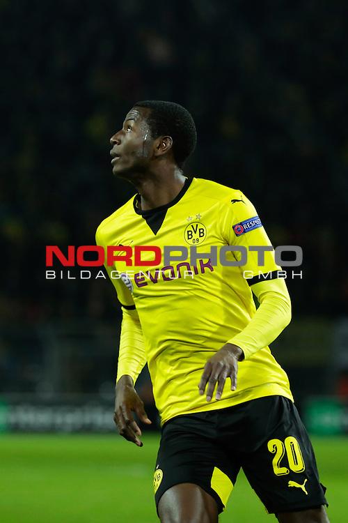 10.12.2015, Signal Iduna Park, Dortmund, GER, im Bild Adrian Ramos (Borussia Dortmund #20) <br /> <br /> Foto &not;&copy; nordphoto / Rauch *** Local Caption ***