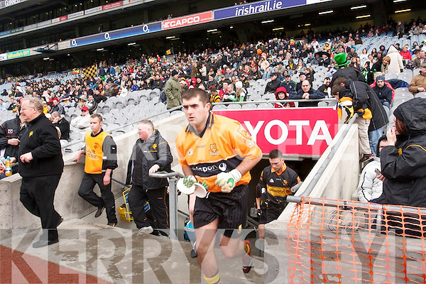 Dr.Crokes v Crossmaglen Rangers in their All Ireland Senior Club final match at Croke Park.