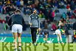 Podge Murphy (S&C) before the Allianz Football League Division 1 Round 1 match between Dublin and Kerry at Croke Park on Saturday.