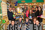 Elsom Promotion: Australian rugby star Rocky Elsom promoting his range of sports nutrition products at Dan Horan's Health Shop in Listowel on Monday evening last. Front : John Corridan, Evan O'Sullivan, Brian Kirby, Mary McElligott & Deidre McElligott. Back: Eddie Costello, Listowel Bugby club coach, Dan Horan, Horan's Health store, Rocky Elsom, Sandra Breen, Elaine Worts, Deborah Jennings, Kay Hurley & Olive Nolan.