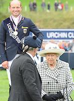 HRH Queen Elizabeth II & Presentations