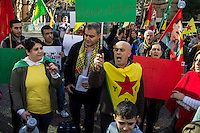 Save Kobani, Stop Kurdish Genocide, Sydney Town Hall 28.06.15