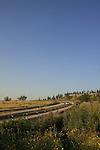 Israel, Upper Galilee, Road 918 Gonen-Gadot