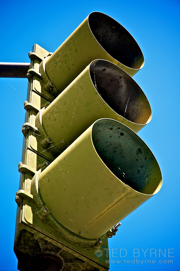 Traffic Light in San Francisco