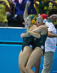 London Olympics 05/08/2012<br /> Womens  Water Polo, Qtr Final, Australia v China<br /> <br /> <br /> Photo: Grant Treeby