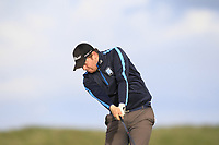 Ben Murray (Waterford CAstle) on the 9th tee during Round 2 of The East of Ireland Amateur Open Championship in Co. Louth Golf Club, Baltray on Sunday 2nd June 2019.<br /> <br /> Picture:  Thos Caffrey / www.golffile.ie<br /> <br /> All photos usage must carry mandatory copyright credit (© Golffile | Thos Caffrey)