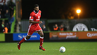 Ethan Ebanks-Landell of MK Dons during Forest Green Rovers vs MK Dons, Caraboa Cup Football at The New Lawn on 8th August 2017