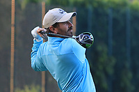 Thomas Aiken (RSA) on the 11th tee during Round 1 of the UBS Hong Kong Open, at Hong Kong golf club, Fanling, Hong Kong. 23/11/2017<br /> Picture: Golffile | Thos Caffrey<br /> <br /> <br /> All photo usage must carry mandatory copyright credit     (&copy; Golffile | Thos Caffrey)