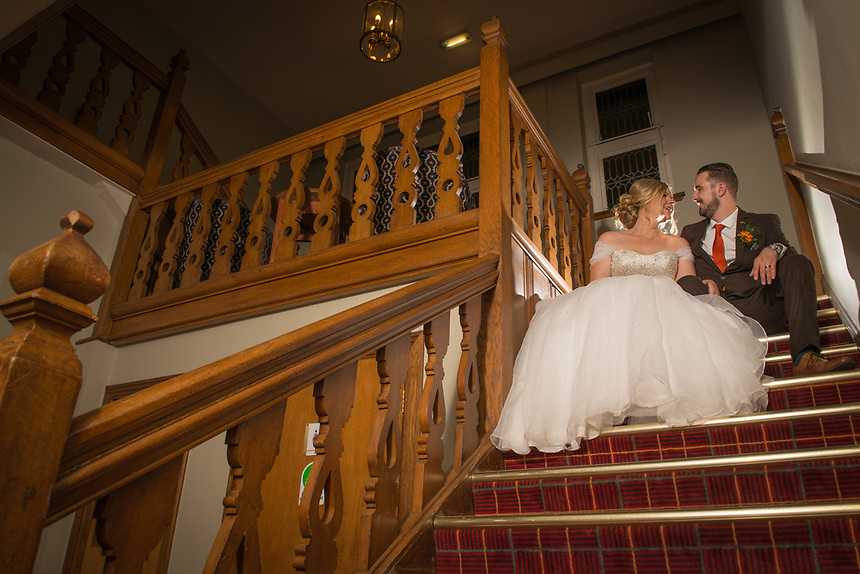 An image from Karen & Cameron's Wedding Day