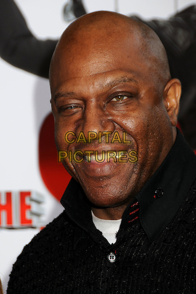 "TOM ""TINY"" LISTER .""The Spy Next Door"" Los Angeles Premiere held at The Grove,  Los Angeles, California, USA, .9th January 2010..portrait headshot black eye smiling .CAP/ADM/BP.©Byron Purvis/Admedia/Capital Pictures"