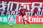 Guangzhou Midfielder Paulinho Maciel in action during the AFC Champions League 2017 Group G match between Guangzhou Evergrande FC (CHN) vs Kawasaki Frontale (JPN) at the Tianhe Stadium on 14 March 2017 in Guangzhou, China. Photo by Marcio Rodrigo Machado / Power Sport Images