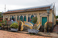 Can Tho historical Building.<br />