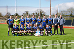 Inter Kenmare in the Denny Premier B -  Ballymac Galaxy  v  Inter Kenmare at Mounthawk Park on Sunday