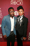 Anthony Hamilton and Honoree Janelle Monae Attend BLACK GIRLS ROCK! 2012 Held at The Loews Paradise Theater in the Bronx, NY  10/13/12