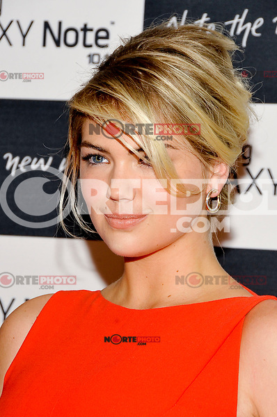 NEW YORK - AUGUST 15: Model Kate Upton attends Samsung Galaxy Note 10.1 Launch Event at Jazz at Lincoln Center on August 15, 2012 in New York City. (Photo by MPI81/MediaPunchInc) /NortePhoto.com<br /> <br /> **CREDITO*OBLIGATORIO** *No*Venta*A*Terceros*<br /> *No*Sale*So*third* ***No*Se*Permite*Hacer*Archivo***No*Sale*So*third*