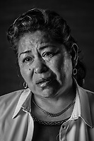 Mar&iacute;a Patricia Romero Hern&aacute;ndez, 48, stands for a portrait on July 26, 2016 in Texcoco, Mexico. <br /> A decade after two-dozen women were sexually assaulted and beaten by police following protests outside of Mexico City, an international human rights commission is demanding a full investigation into the officials responsible for the incident and its potential cover-up, including the president of the country, Enrique Pena Nieto, who was the state governor at the time.<br /> I feel such lack of self esteem, I am still hurting because there where so many looses and people affected by these in my family,  like mi son and father, who where on their way to a fieldtrip  wen they got arrested and spent two years and  8 months in jail, just because there was a police order.<br /> For me it is so difficult to reintegrate myself back to daily life, not back to society, but to have faith in my country again, to be brave. Before 2006 I used to have some feeling of protection, I had no idea and was so clueless or what they were capable off, how far they could take this dirty war<br /> Just remembering It I feel suck a whirlwind of emotions, it takes so long to overcome the fear, fear of injustice..<br /> I spent two years and 8 months in jail, and I what I want to accomplish is to fully demonstrate my innocence,  and justice. I mean why is it only 3 people from more than 100 and something suspects are in jail serving time? <br /> I have the right to demand justice, why not do it if it is my right?<br /> No matter how difficult is to demand justice in this country&mdash;because all of us who demand and fight for justice are treated and considered delinquents, they make you feel like a delinquent, the same government and authorities treat you as if you were worst than a narco. And the worst part of it all is that they make you feel like you are nothing. Even if we didn&rsquo;t do anything and all the real thieves, the real criminals are outside, running free. Why? Ho