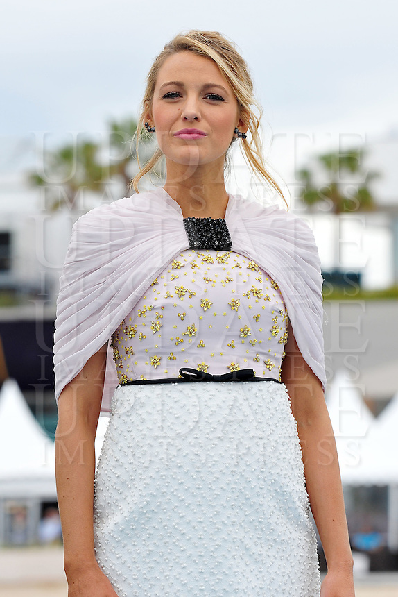 "Blake Lively attends the ""THE SHALLOWS ñ GEFAHR AUS DER TIEFE"" Photocall at Majestic Beach Pier during the 69th annual International Cannes Film Festival in Cannes, France, 13th May 2016. <br /> UPDATE IMAGES PRESS/Timm/face to face<br /> <br /> *** Germany Out ***"