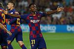 2019.09.14 La Liga FC Barcelona vs Valencia
