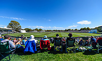General view during Day 2 of the Second International Cricket Test match, New Zealand V England, Hagley Oval, Christchurch, New Zealand, 31th March 2018.Copyright photo: John Davidson / www.photosport.nz