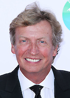 LOS ANGELES, CA, USA - JULY 19: Nigel Lythgoe at the 4th Annual Celebration Of Dance Gala Presented By The Dizzy Feet Foundation held at the Dorothy Chandler Pavilion at The Music Center on July 19, 2014 in Los Angeles, California, United States. (Photo by Xavier Collin/Celebrity Monitor)