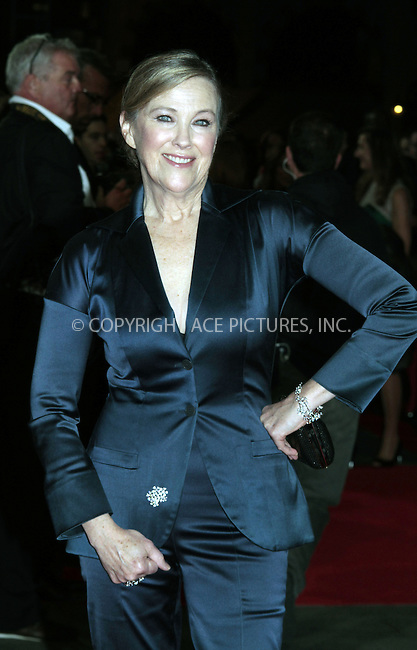 WWW.ACEPIXS.COM....US Sales Only....October 10 2012, London....Catherine O'Hara at the premiere of Frankenweenie 56th BFI London Film Festival on October 10 2012 in London ....By Line: Famous/ACE Pictures......ACE Pictures, Inc...tel: 646 769 0430..Email: info@acepixs.com..www.acepixs.com