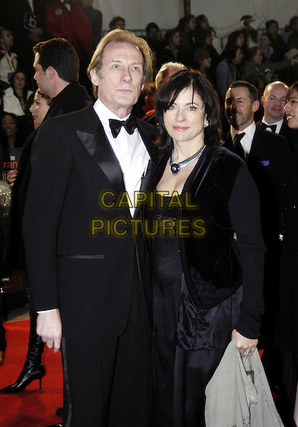 BILL NIGHY.Bafta Awards - British Academy Awards at Odeon Leicester Square.15 February 2004.half length, half-length.www.capitalpictures.com.sales@capitalpictures.com.©Capital Pictures