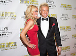 JULY 25 2013: Opening night 'Zowie Bowie Late Night' show at Bally's Las Vegas  Violinist Lydia Ansel singer