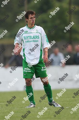 2008-07-23 / Voetbal / seizoen 2008 - 2009 / Dessel Sport / Gregory Willems..Foto: Maarten Straetemans (SMB)