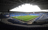 A general view of Cardiff City Stadium, home of Cardiff City FC<br /> <br /> Photographer Kevin Barnes/CameraSport<br /> <br /> The Premier League -  Cardiff City v Leicester City - Saturday 3rd November 2018 - Cardiff City Stadium - Cardiff<br /> <br /> World Copyright © 2018 CameraSport. All rights reserved. 43 Linden Ave. Countesthorpe. Leicester. England. LE8 5PG - Tel: +44 (0) 116 277 4147 - admin@camerasport.com - www.camerasport.com