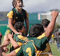 120825 Wellington Secondary Schools Rugby - Under-14 Division One Final