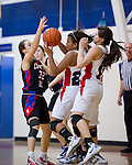 St. Martin's defeats Country Day, 42-38, in girl's basketball action.