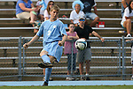 06 September 2009: UNC's Bill Dworsky. The University of North Carolina Tar Heels defeated the Evansville University Purple Aces 4-0 at Fetzer Field in Chapel Hill, North Carolina in an NCAA Division I Men's college soccer game.