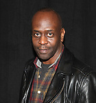 K. Todd Freeman attending the Meet & Greet for the New York Theatre Workshop production of 'A Civil War Christmas' at their rehearsal studios on October 16, 2012 in New York City.