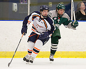 Kyle Phelan (Salem State - 2), Tim Visich (Plymouth State - 8) - The visiting Plymouth State University Panthers defeated the Salem State University Vikings 3-2 on Thursday, December 1, 2011, at Rockett Arena in Salem, Massachusetts.