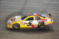 May 1, 2009; Richmond, VA, USA; NASCAR Nationwide Series driver Mark Martin during the Lipton Tea 250 at the Richmond International Raceway. Mandatory Credit: Mark J. Rebilas-