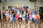 Ryan Dempsey from O'Connors Terrace Tralee celebrating his 21st Birthday with friends and family at John Mitchels Clubhouse on Saturday night
