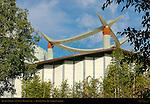 Japanese Pavilion, LA County Museum of Art, Hancock Park, Los Angeles, California