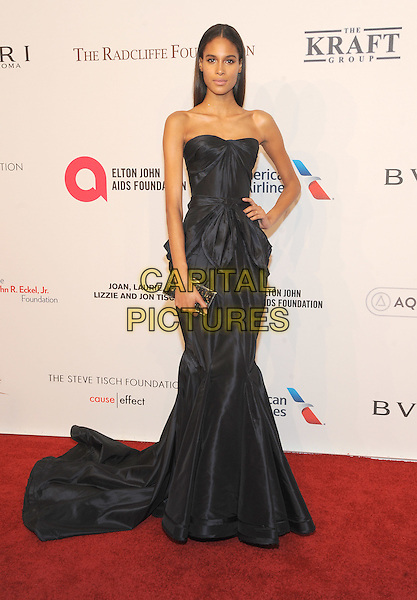 NEW YORK, NY - NOVEMBER 02:  Cindy Bruna attends 15th Annual Elton John AIDS Foundation An Enduring Vision Benefit at Cipriani Wall Street on November 2, 2016 in New York City.<br /> CAP/MPI/JP<br /> &copy;JP/MPI/Capital Pictures