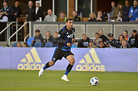 San Jose, CA - Saturday June 09, 2018: Chris Wondolowski during a Major League Soccer (MLS) match between the San Jose Earthquakes and Los Angeles Football Club at Avaya Stadium.