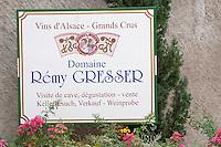 domaine remy gresser andlau alsace france