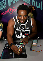 FOX FAN FAIR AT SAN DIEGO COMIC-CON© 2019: THE ORVILLE Cast Member Chad Coleman during THE ORVILLE booth signing on Saturday, July 20 at the FOX FAN FAIR AT SAN DIEGO COMIC-CON© 2019. CR: Alan Hess/FOX © 2019 FOX MEDIA LLC