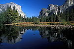 Amérique du Nord, Etats Unis, ouest, état de Californie, parc national de Yosemite, rivière Merced//North America, United States of America, west, California State, Yosemite national park, Merced river