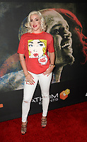 "LOS ANGELES, CA: Joelle James at the premiere of Riveting Entertainment's ""Chris Brown: Welcome to My Life"" documentary at L.A. Live in Los Angeles, California on June 6, 2017 Credit: Koi Sojer/Snap'N U Photos/MediaPunch"