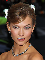 "NEW YORK CITY, NY, USA - MAY 05: Karlie Kloss at the ""Charles James: Beyond Fashion"" Costume Institute Gala held at the Metropolitan Museum of Art on May 5, 2014 in New York City, New York, United States. (Photo by Xavier Collin/Celebrity Monitor)"