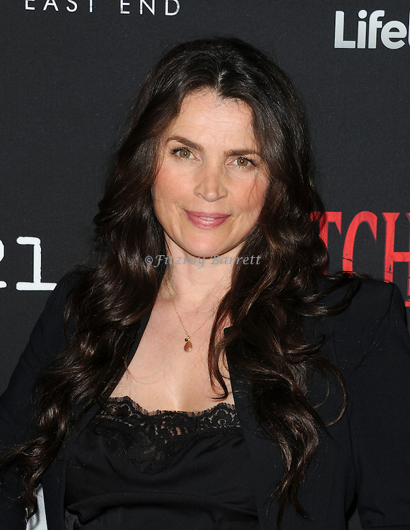 Julia Ormond arriving at the Witches of East End Comic-Con Party 2014 held at The Tipsy Crow in San Diego, Ca. July 24, 2014.