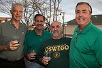 John, Dave, Bob and Gary on St. Patrick's Day in Reno on Friday, March 17, 2017.